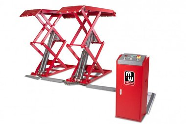 3 ton lifting table with 1850 mm lifting height