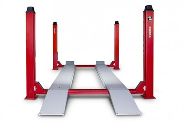 4-post hydraulic lift 3.5t