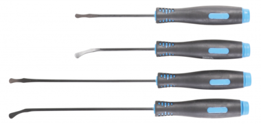 Hook Set with rounded tips 4 pcs.
