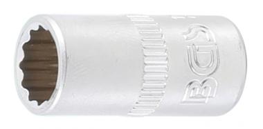 Socket, 12-point 6.3 mm (1/4) drive 5/16