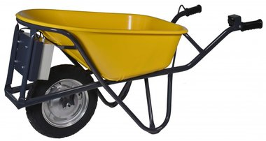 Wheelbarrow HDPE 90 Liter
