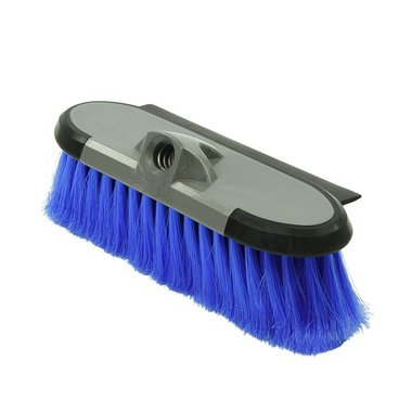 Spare brush head 25cm with squeegee for telescopic handle