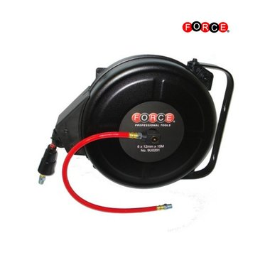 Auto-rewinder air hose reel (5 / 16x15M)