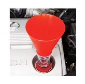 Engine oil funnel