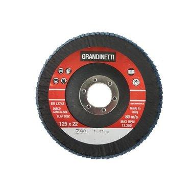 Flap disc P60 - 125MM