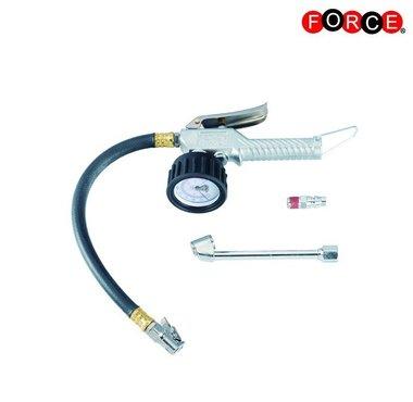 3 Function tire pressure gauge