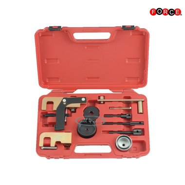 Diesel engine locking tool set for OPEL/Renault/Nissan