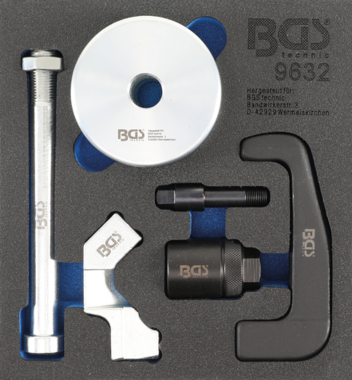 Injector Puller for Bosch CDI Injectors 6 pcs