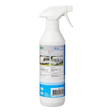 Ready-to-use shampoo 500ml for caravan and motorhome