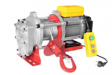 Electric winch 500 kg 230 v
