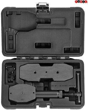 Hydraulic brake caliper piston rewind tool