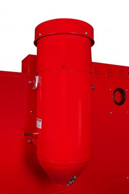 Dust collector for sandblast cabinets