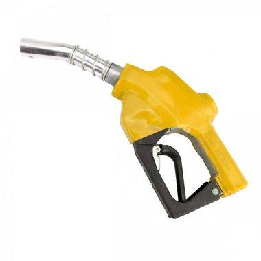 Automatic alu dispensing nozzle 1 yellow