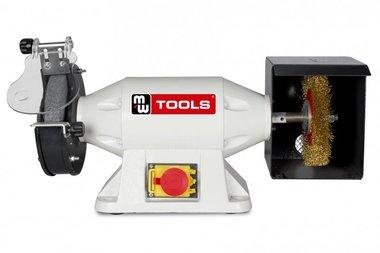 Bench grinder with brush diameter 150 - 520W