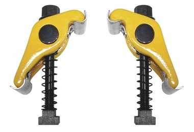 Adjustable clamping height -M16