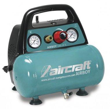 Oilless compressor 8 bar 6 liter