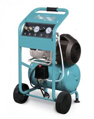 Mobile construction compressor hos 10 bar, 20 liters