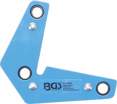 Heavy-Duty Magnetic Holder Type L 9 kg