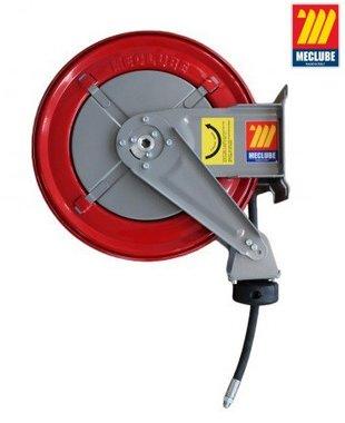 Air-water hose reel 12 meters