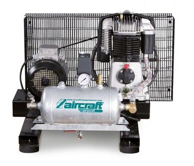 Compact addition compressors 10 bar - 13 liters -685x790x745mm