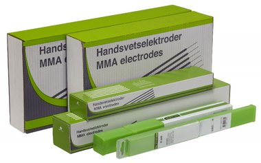 Basically coated electrodes 4mm -6kg