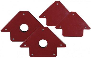 Set of 4 weld magnets