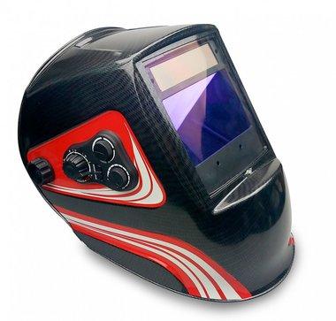 Automatic welding helmet mma-mig-tig-plasma