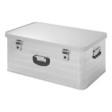 Aluminium transport case 84L
