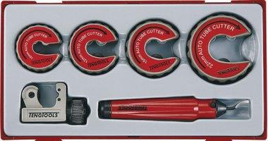 Tube cutter set 3-22mm