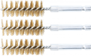 Brass Brush | 18 mm | 6.3 mm (1/4