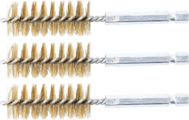 Brass Brush | 19 mm | 6.3 mm (1/4