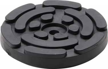 Rubber Pad | for Auto Lifts | Ø 140 mm