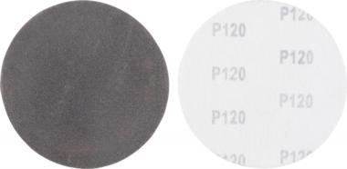 Sanding Pads Set | Grain Size 120 | Silicone Carbide | 10 pcs.