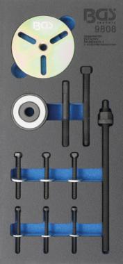 Bgs Technic Krukas-riemschijf-gereedschapsset voor MINI Cooper motoren W11