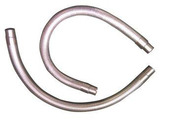 Flexible aspiration pipes (2pcs)