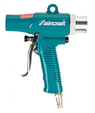 Set of combination suction-blow gun bsp and nozzles