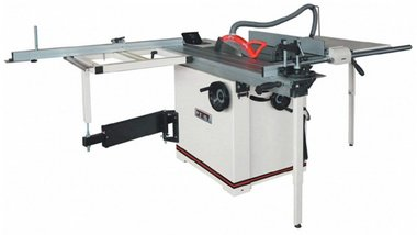Circular saw with 230V carriage