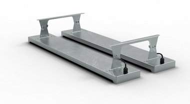Wall bracket 400x1,5x103,5mm for MO9818