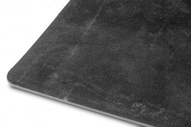 Rubber mat flat 3 mm 2000x640 DER2000