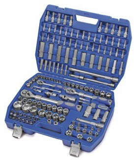Socket set 155-piece