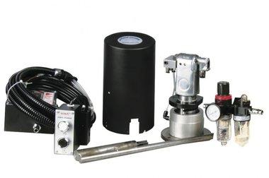 Pneumatic tool puller
