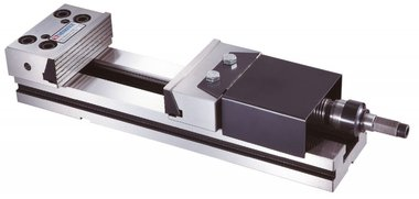 Modular hydraulic machine clamp