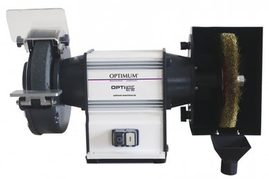 Bench grinder with brush diameter 150 - 450W