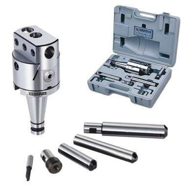 Cutter head set R8 diameter 10 - 240mm