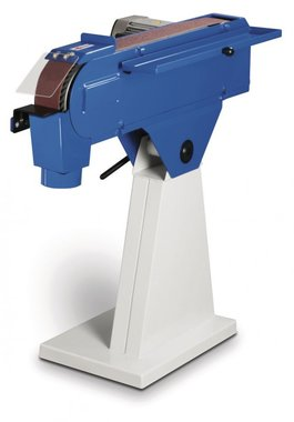 Two-speed belt sander, belt width 75mm