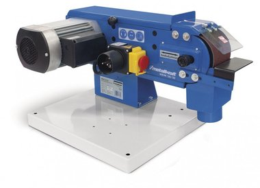 Belt sander - tabletop model 1.5kw