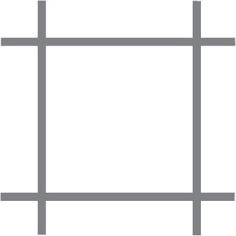 Aviary wire mesh Quadra sat. 13x0.8 50 cm x 10 m