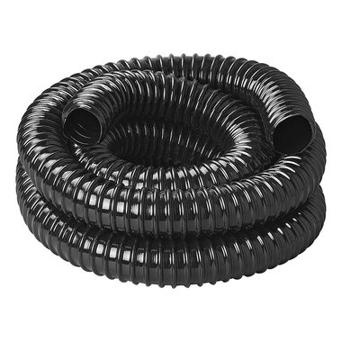 Waste water hose black 2,50M / 25mm