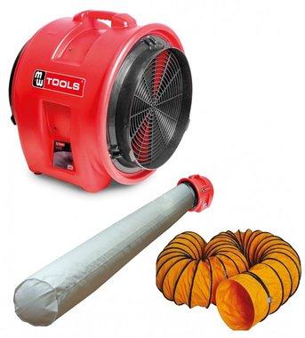 Fan with accessories MV400PP