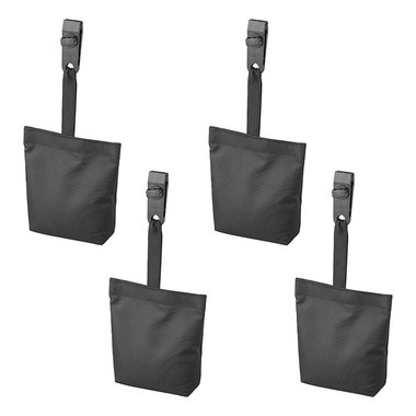 Sand bags for protection cover set of 4 pieces